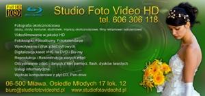 Studio Foto Video HD Oktawian Bińkiewicz