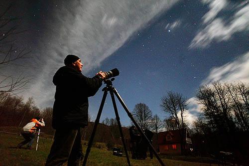 """Warsztaty fotografii nocnej i krajobrazowej """"Bieszczady Dniem i Nocą"""""""