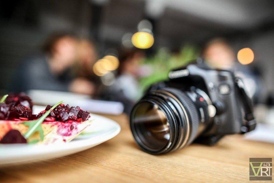 Bezpłatne warsztaty fotografii kulinarnej ŁÓDŹ, POZNAŃ