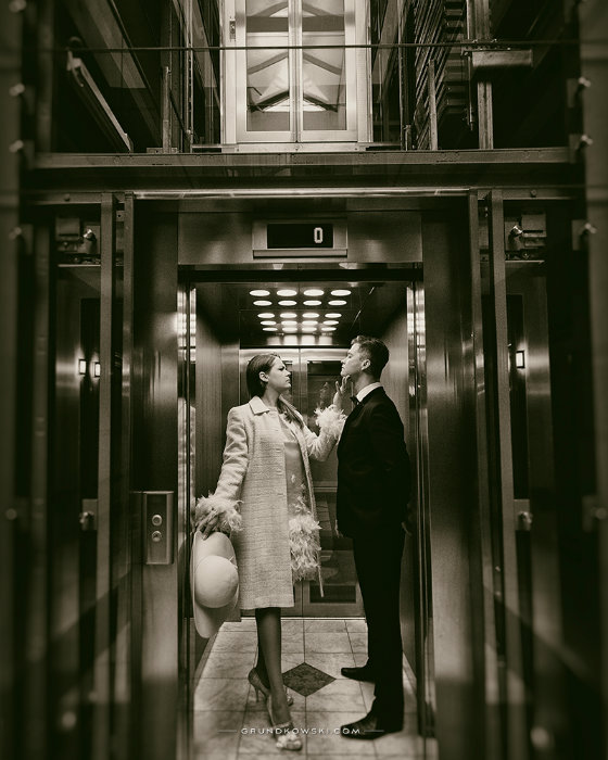 Artystyczne zdjęcia ślubne Tomasz Grundkowski